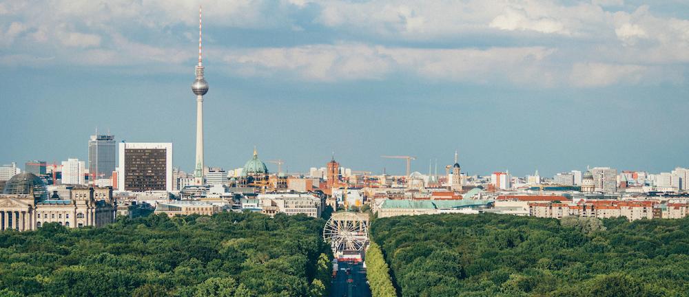 Berlin history highlights tour