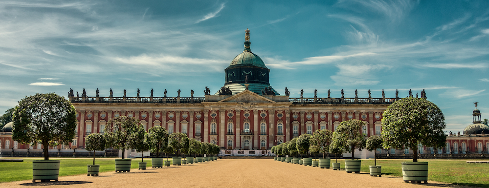 Potsdam Palaces Tour from Berlin