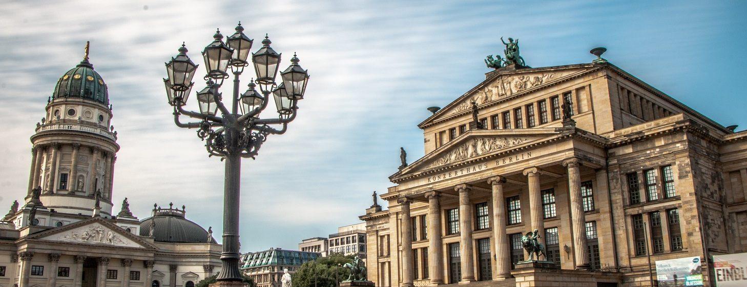 Berlin architecture tour