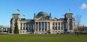 What happened in Berlin after the end of WW2?